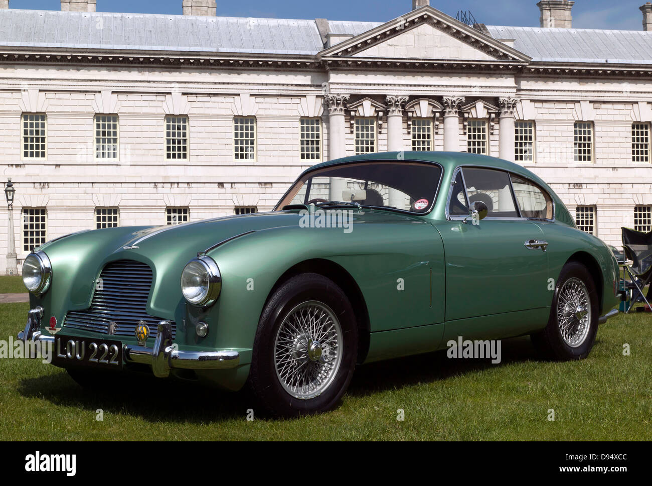 Vintage Aston Martin Stock Photos Vintage Aston Martin Stock