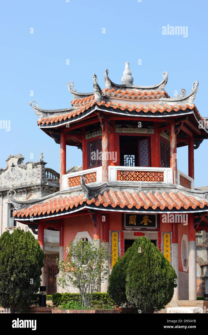 Kuising Pagoda, Jincheng, Kinmen County, Taiwan - Stock Image