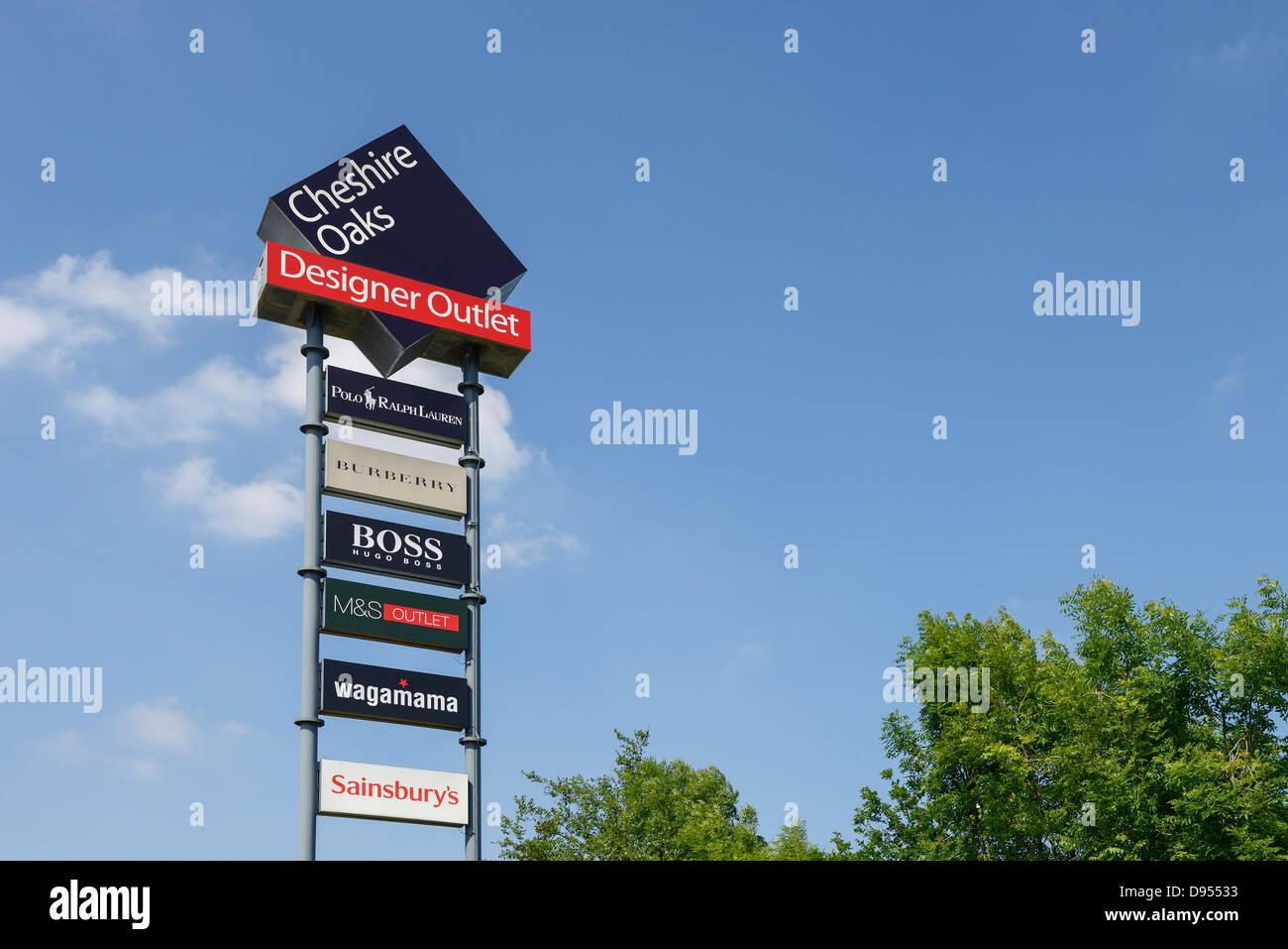 cheshire oaks designer outlet shopping centre ellesmere