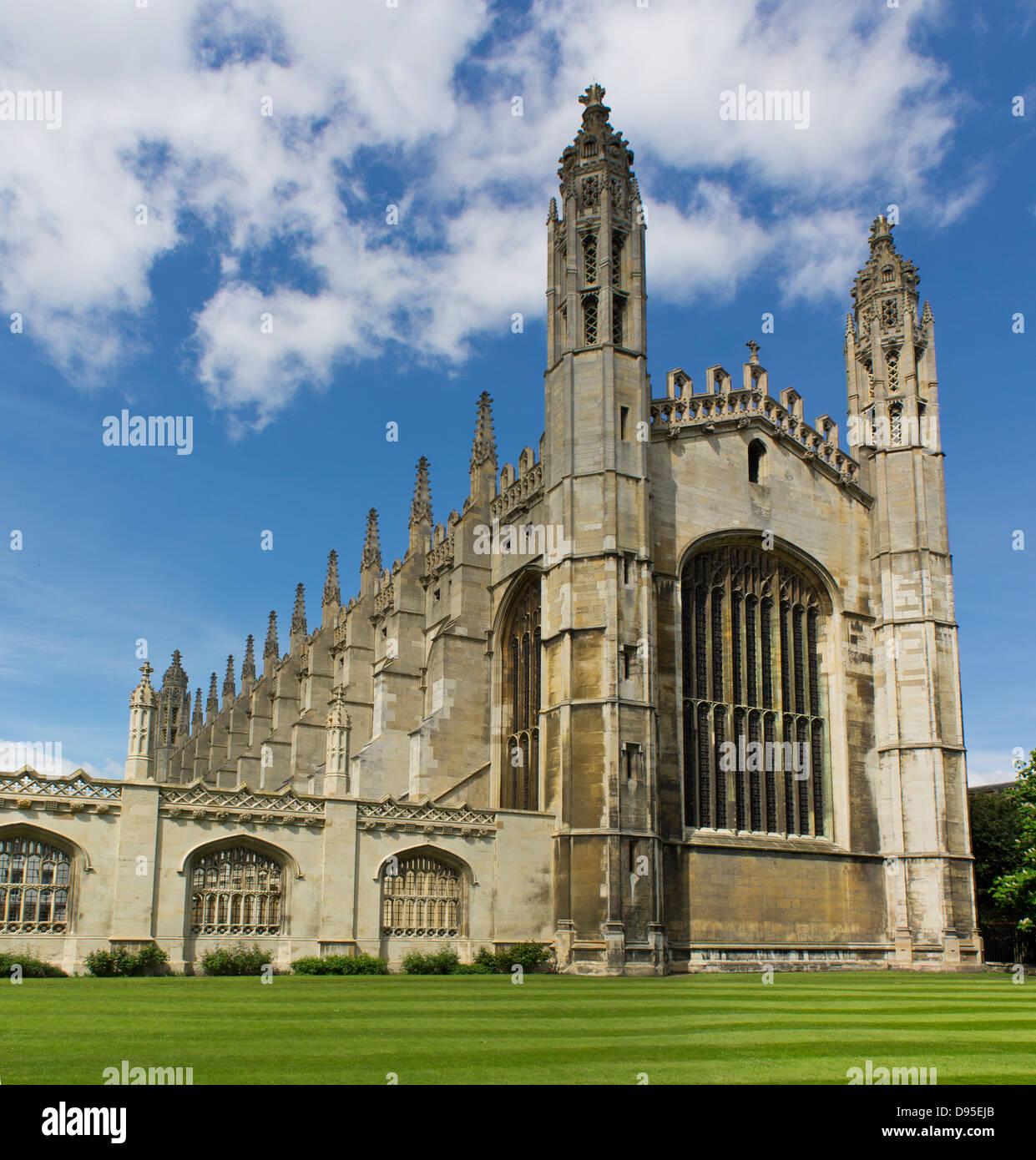 Cambridge England Uk - Stock Image
