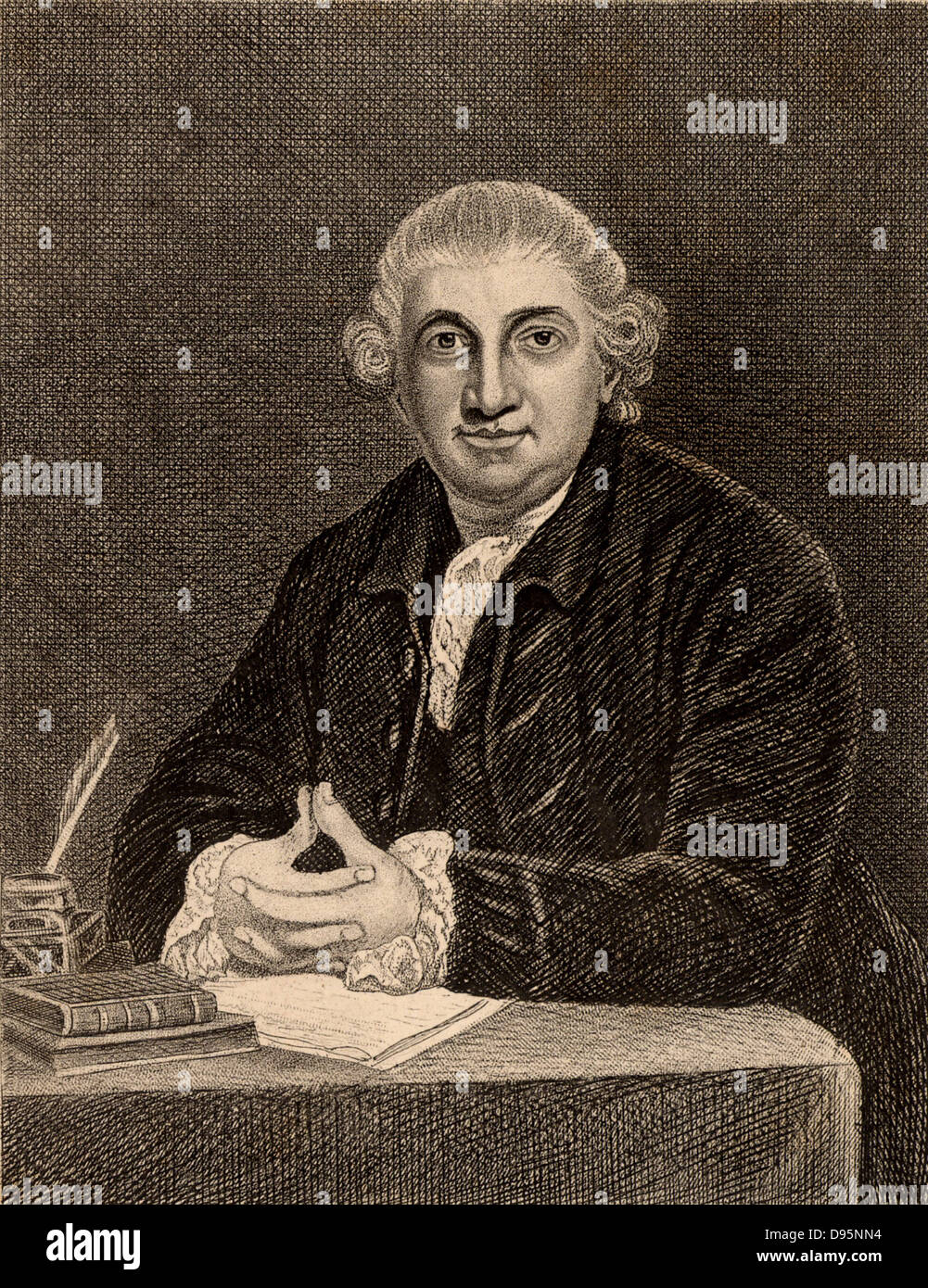 david garrick acting style