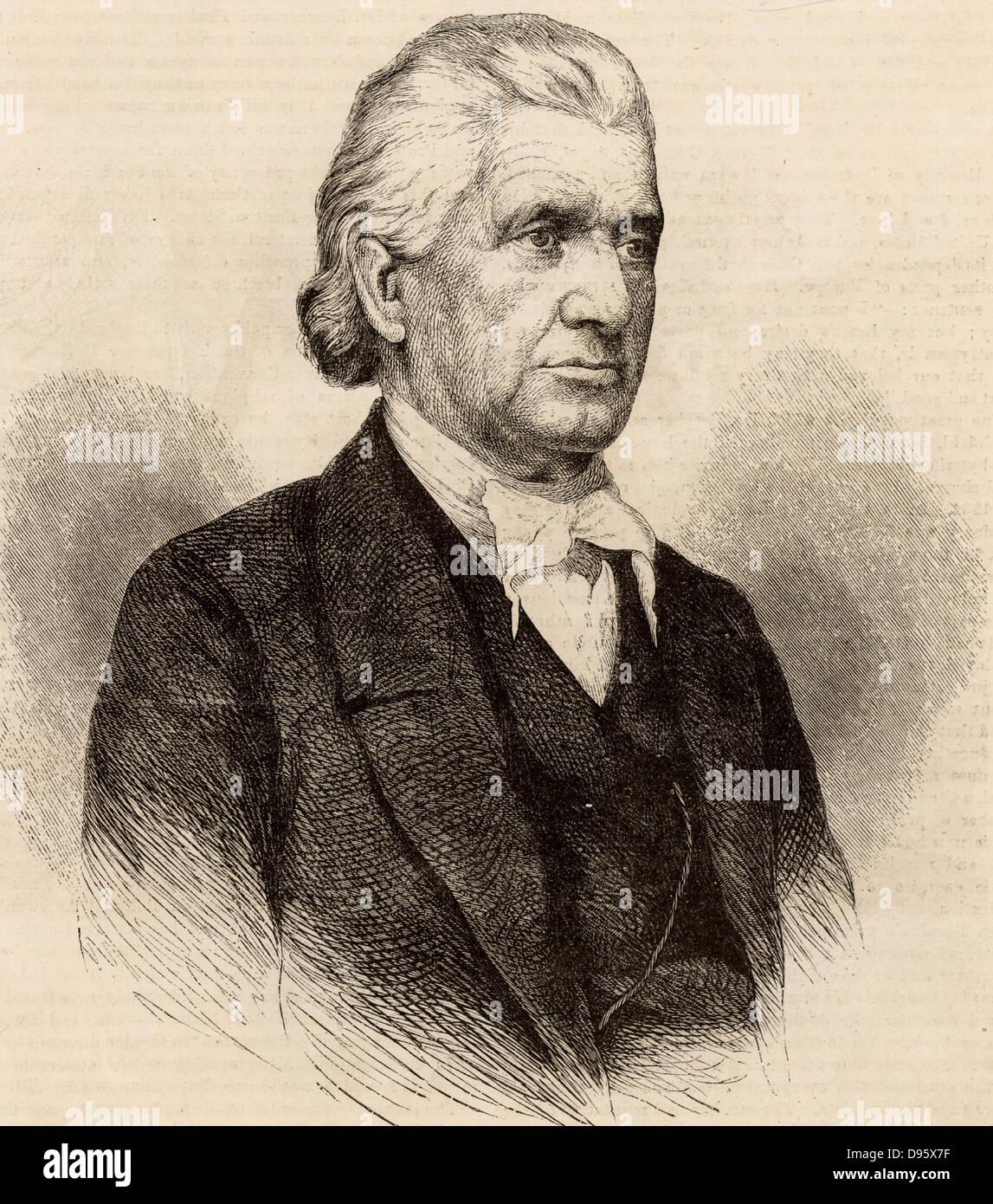 Lyman Beecher