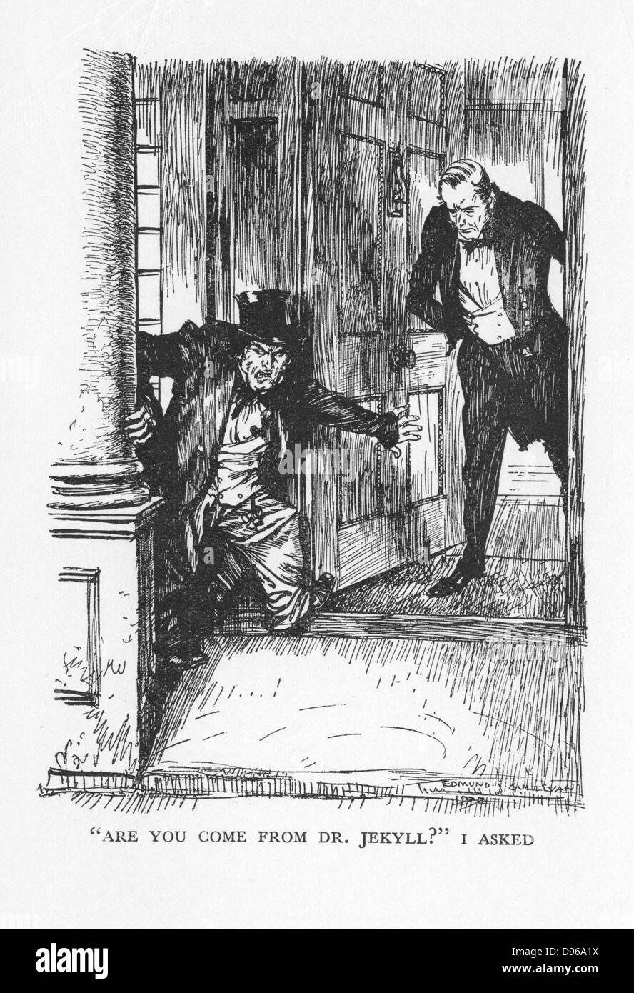 the strange case of dr jekyll and mr hyde Strange case of dr jekyll and mr hyde is a gothic novella by scottish author robert louis stevenson, first published in 1886 the work is also known as the strange .