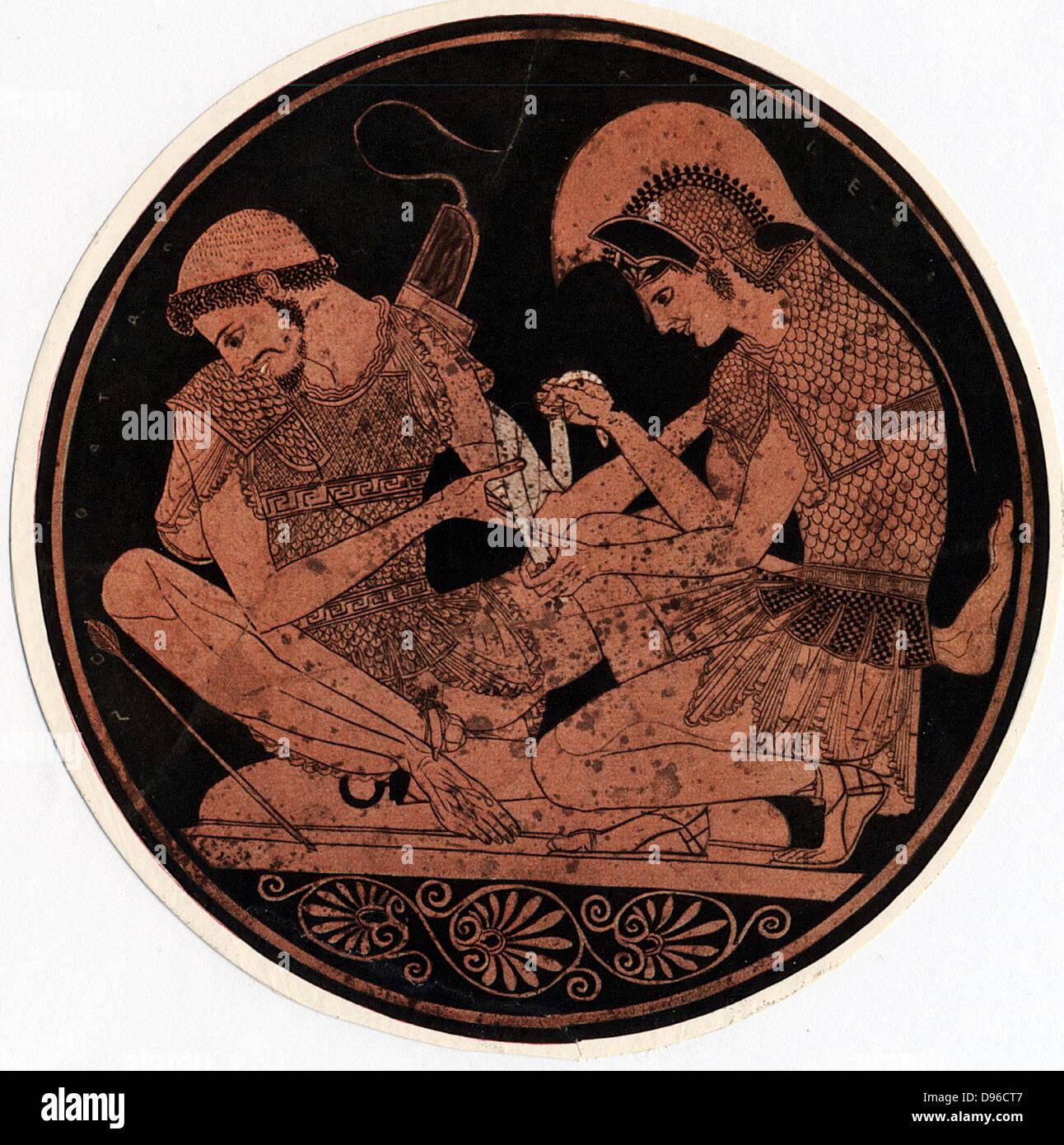 The Iliad Achilles Stock Photos The Iliad Achilles Stock Images