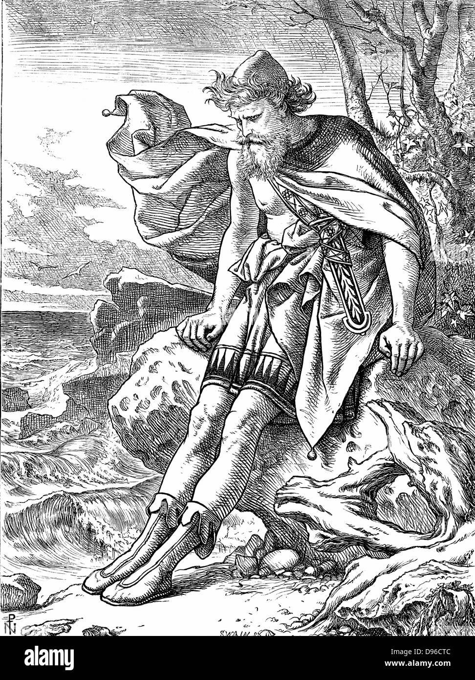 odysseus death