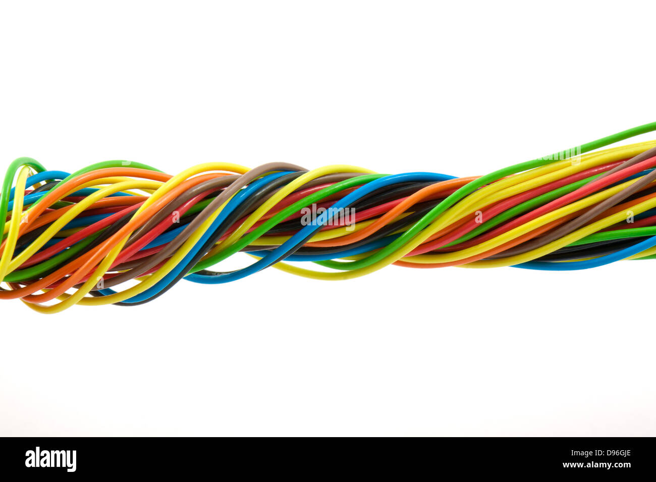 Twisted Wire Stock Photos & Twisted Wire Stock Images - Alamy