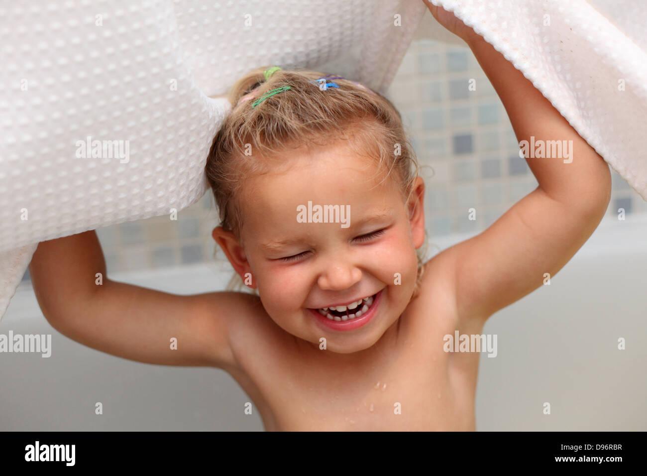 A little tub fun