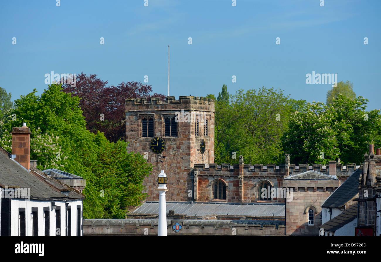 Appleby-in Westmorland, Cumbria, England, United Kingdom, Europe. - Stock Image