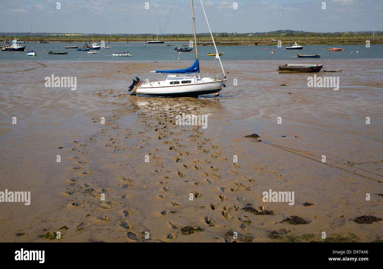 Muddy footprints dating