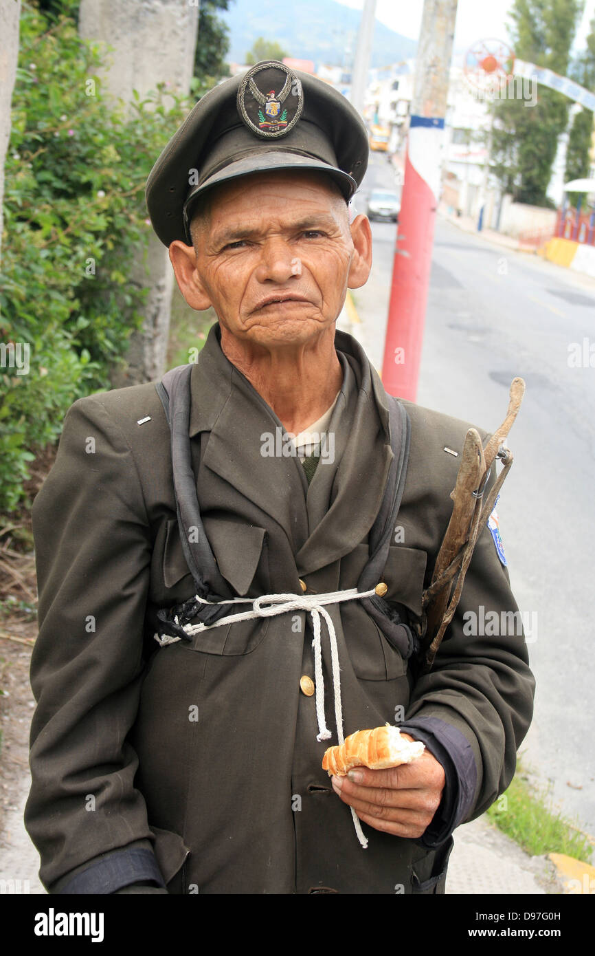 Ecuadorian person
