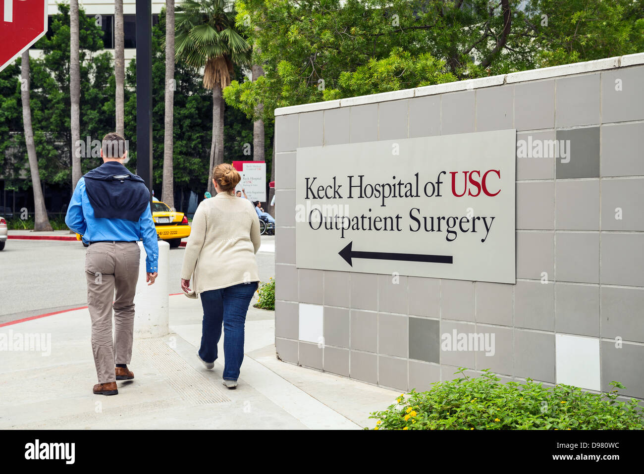 Keck Medical Center of the University of Southern California