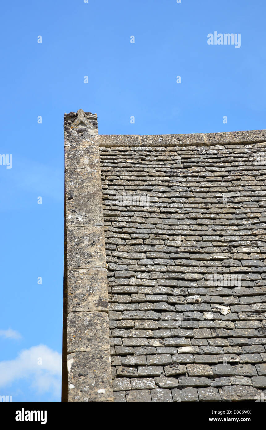 Cotswold Stone Tiles Stock Photos & Cotswold Stone Tiles Stock ...