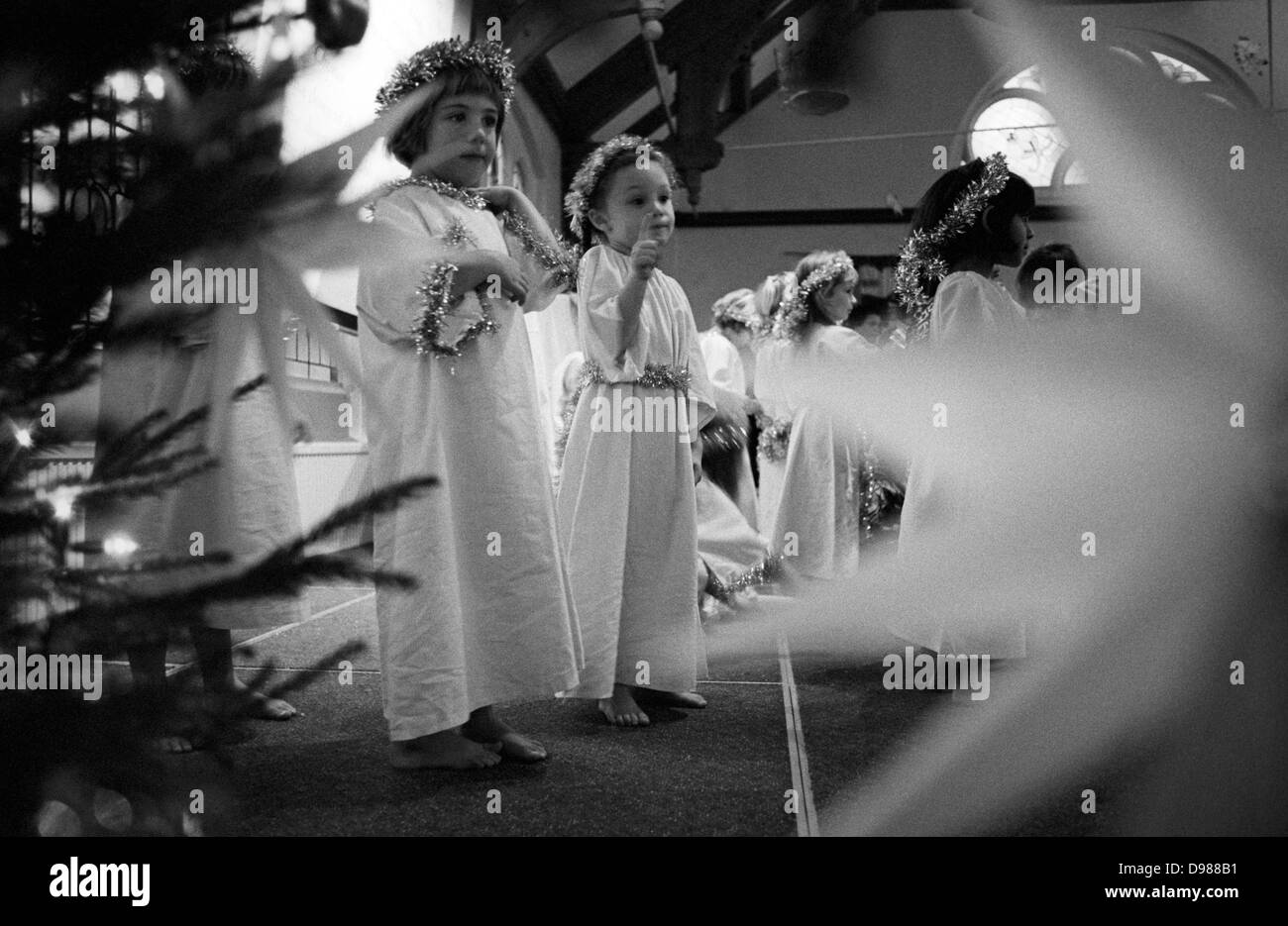 Chinese Singt Oh Tannenbaum.1990s Christmas Stock Photos 1990s Christmas Stock Images Alamy