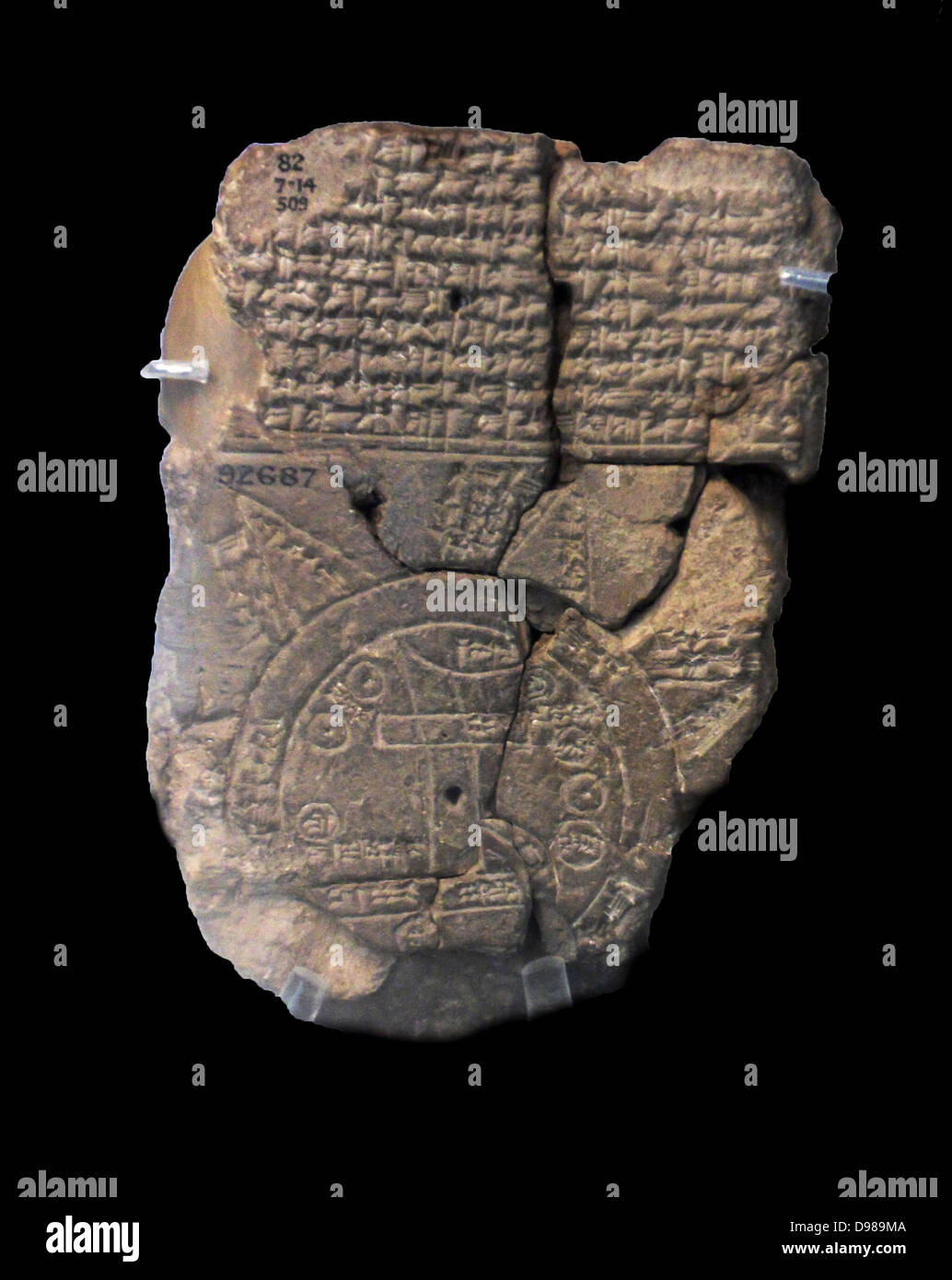 Ancient Tablet Stock Photos & Ancient Tablet Stock Images