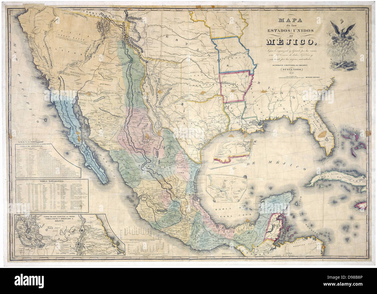 United States Map 1848 Stock Photos & United States Map 1848 ... on europe map 1848, united states presidential election 1848, united states of america, california map 1848, united states in 1846, mexican cession map 1848, united states elevation, us history map 1848, united states borders before 1848,