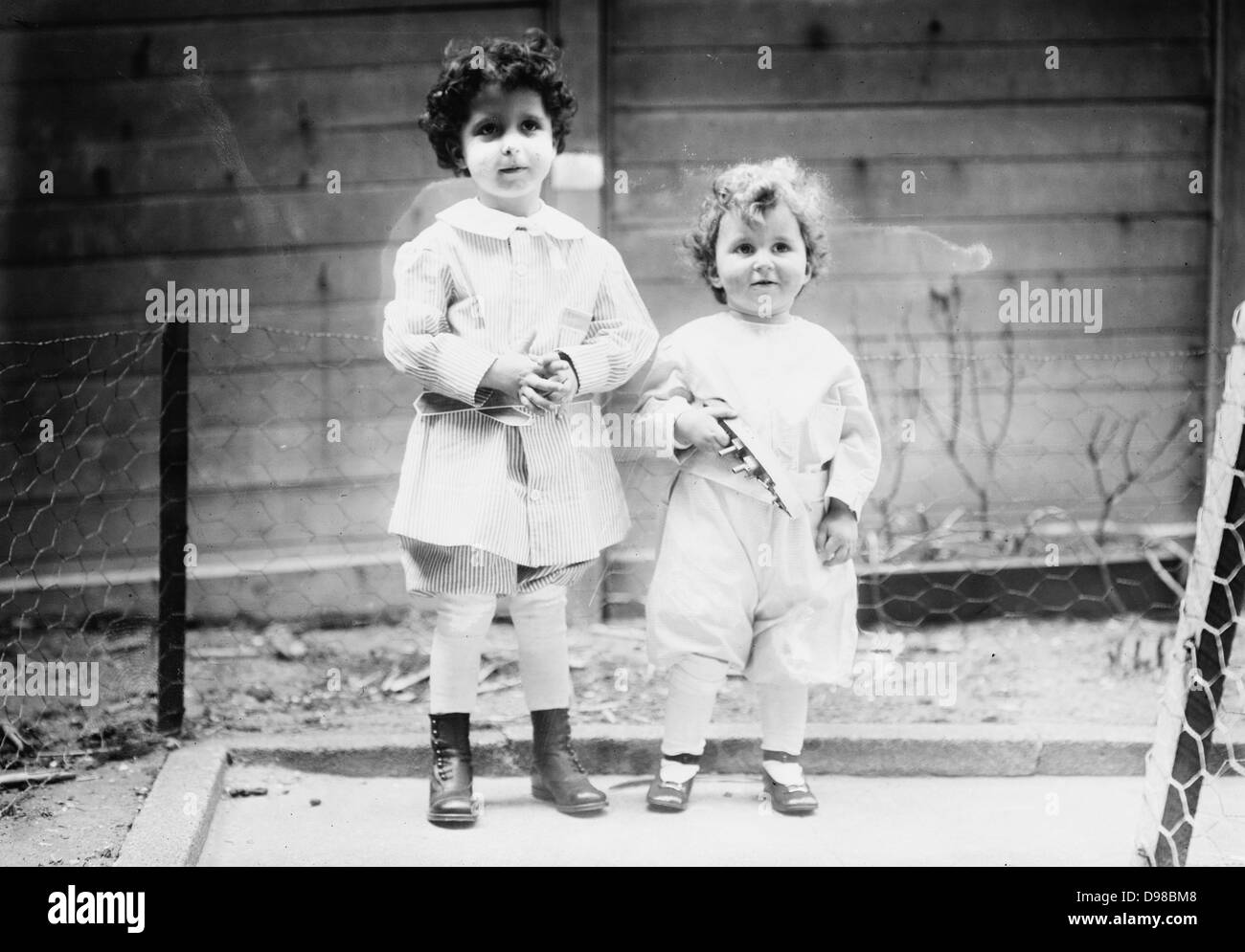 Louis & Lola ? - from Titanic Creator(s): Bain News Service, publisher. Date created / published [1912 April] - Stock Image