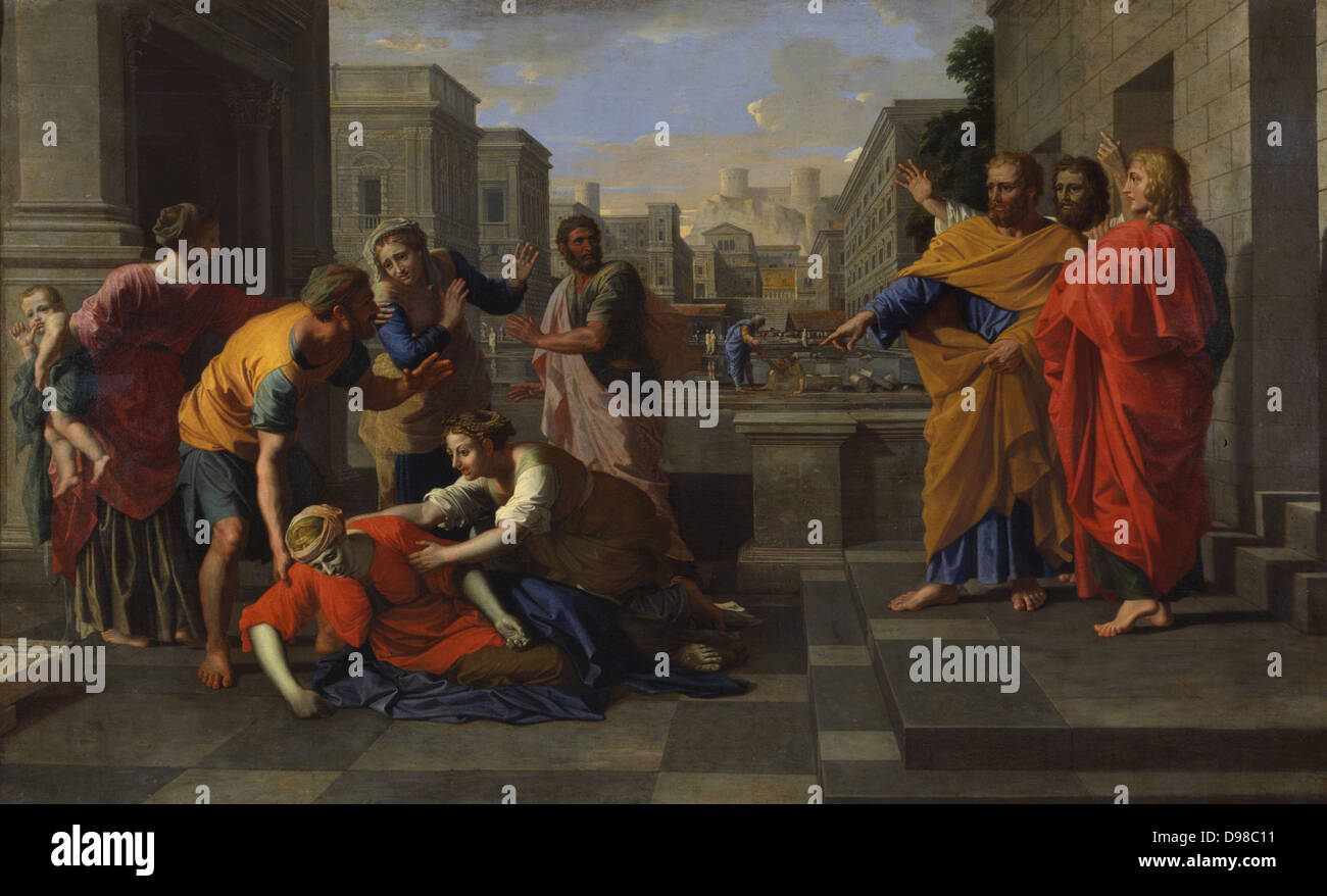 the impact of italian art on the style of the french baroque artist nicolas poussin Nicolas poussin, bacchanal before a statue of pan 1631-33 oil on canvas, 100 x 142,5 cm national gallery, london french baroque: form: this shares in many of the same qualities as the paintings above.