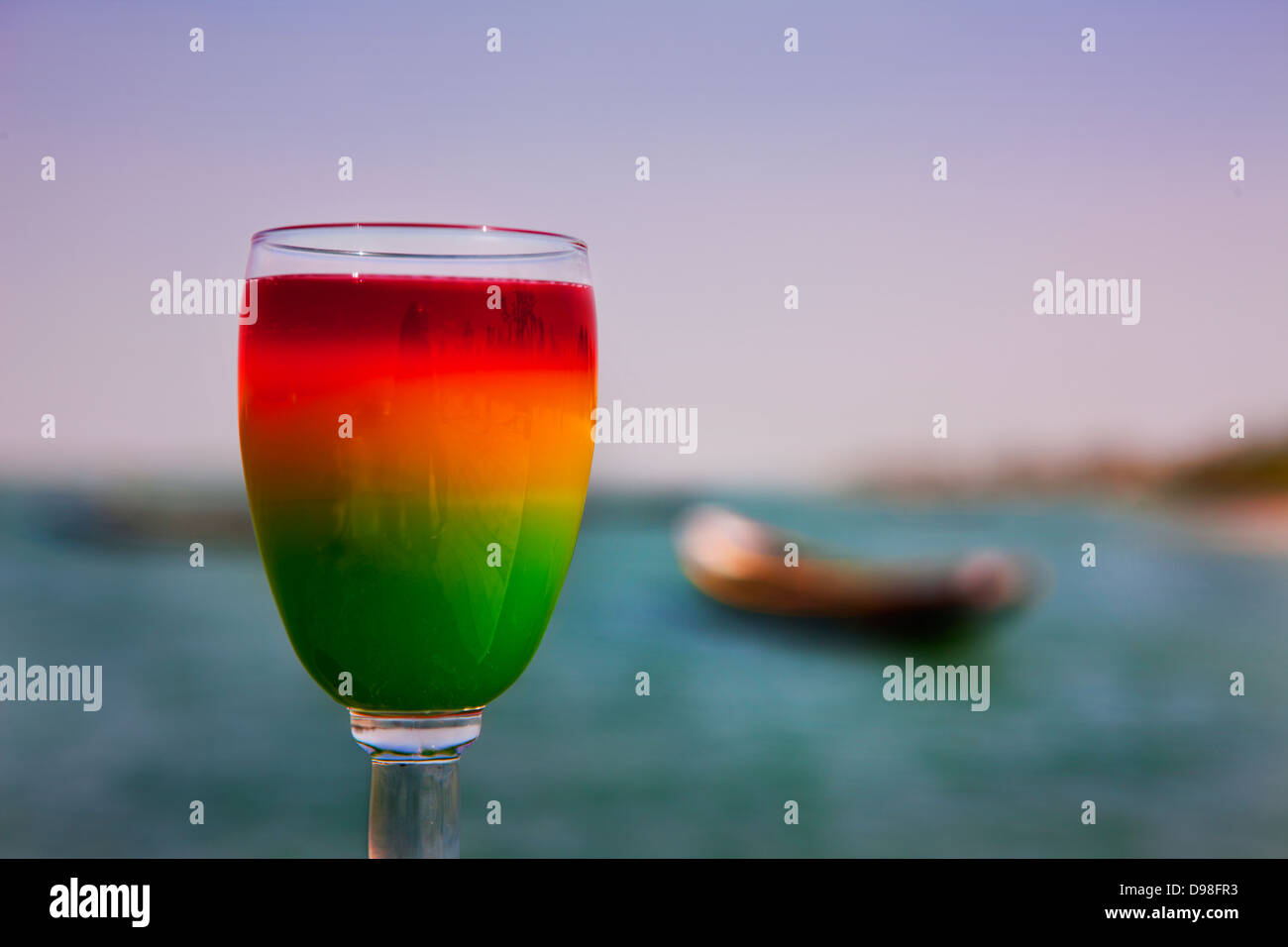 Exotic Drinks Stock Photos & Exotic Drinks Stock Images - Alamy