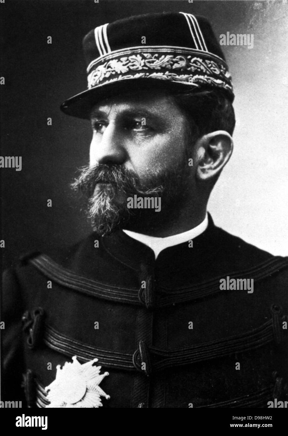 Georges Ernest Jean-Marie Boulanger (April 29, 1837 – September 30, 1891) was a French general and reactionary politician. - Stock Image
