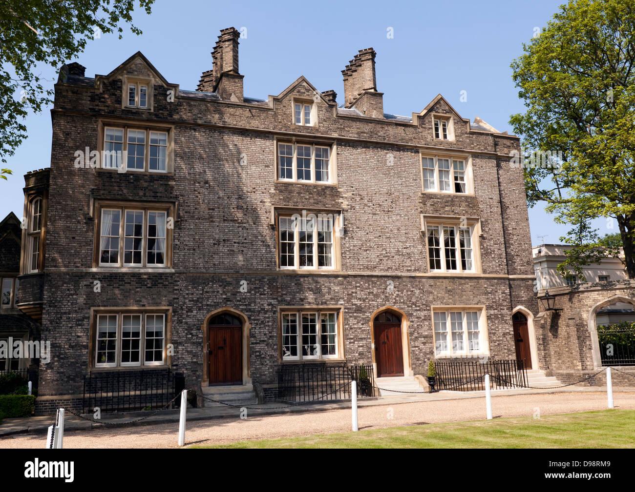 St Katherines Hall,  4 Saint Katharine's Precinct, Regent's Park, London NW1 4HH - Stock Image