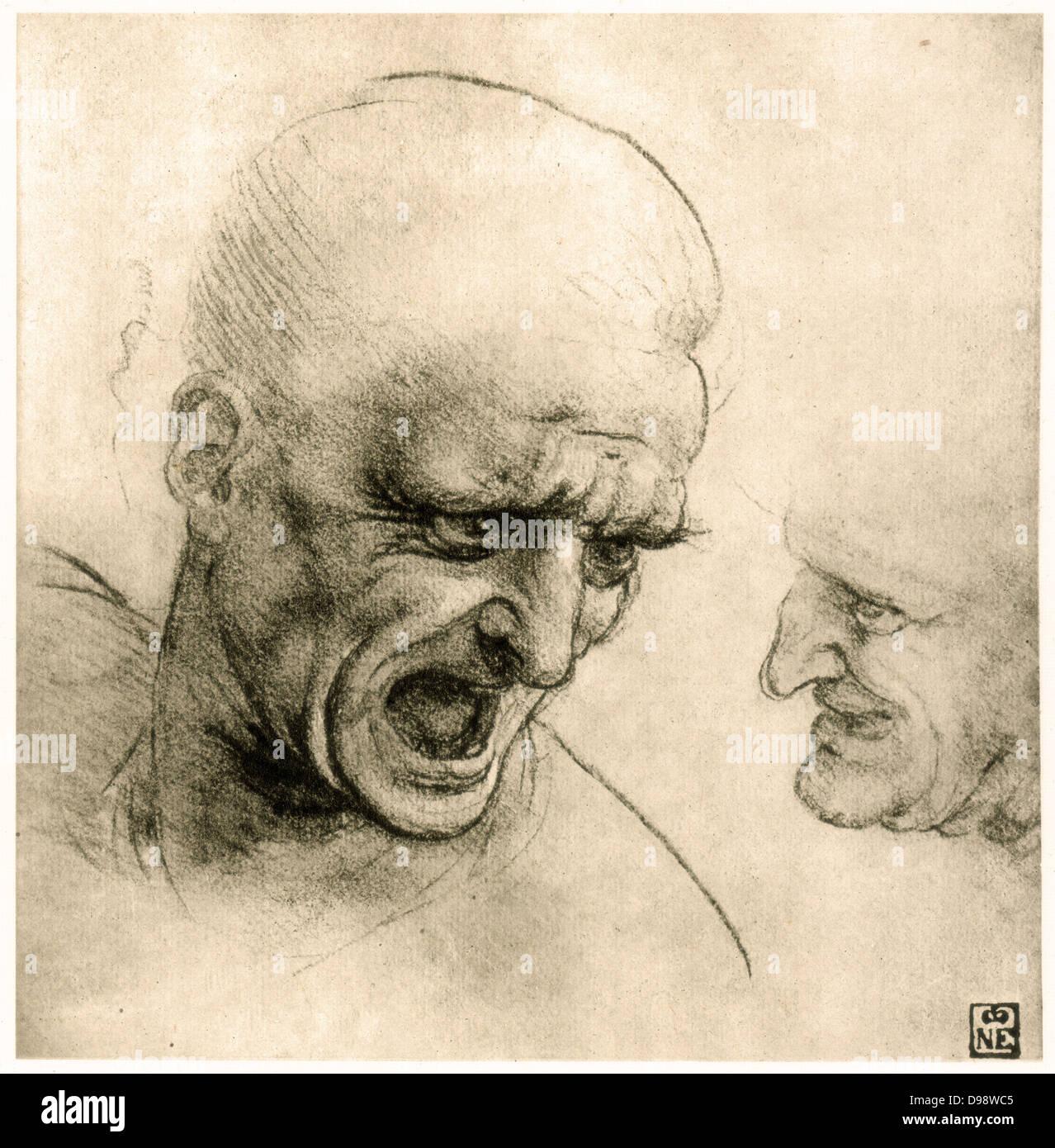 Leonardo Da Vinci Italian Artist Stock Photos & Leonardo Da Vinci ...