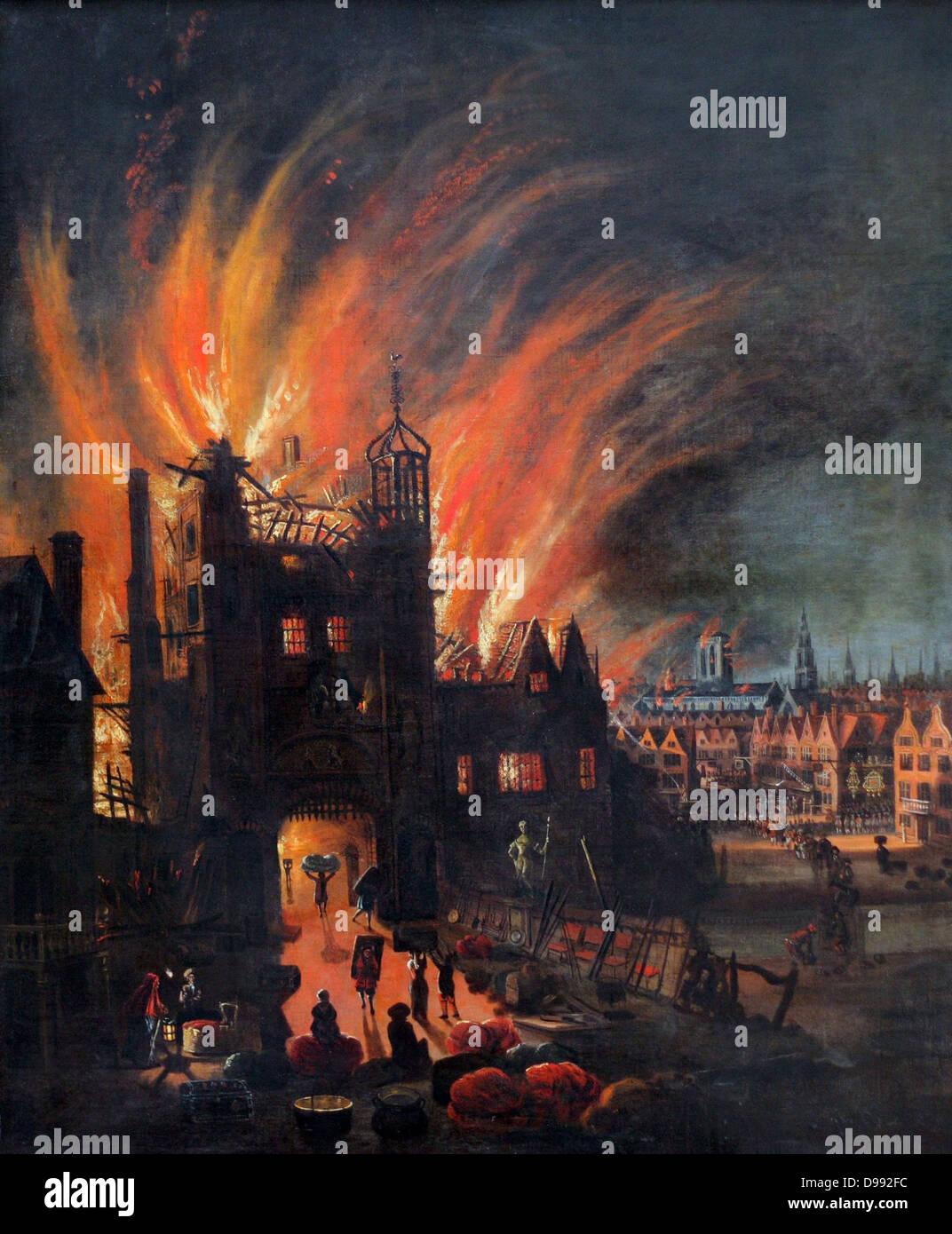 5th september 1666