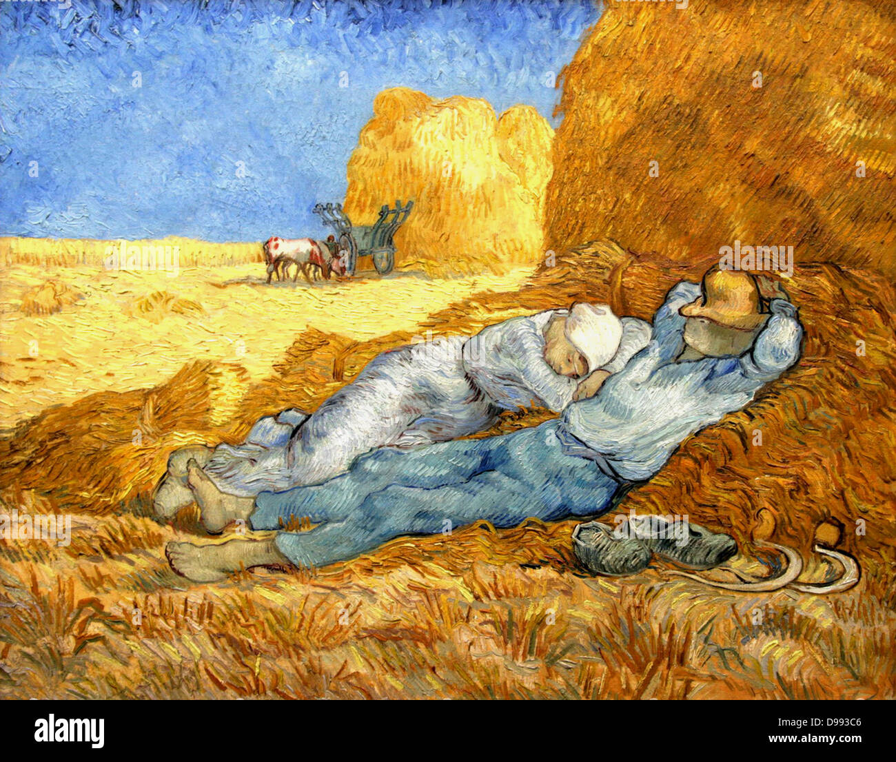 an autobiography of vincent van gogh a dutch artist and post impressionist painter The vincent van gogh  had a tremendous influence on vincent's later career as an artist vincent was  holding him and speaking with him in dutch vincent.