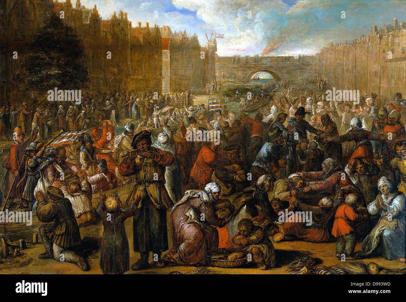 Otto Van Veen, Flemish Painter (1556 To 1629).u0027The Relief Of