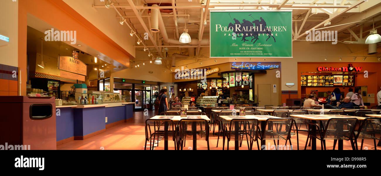 Vegas North Shopping Center Food Court