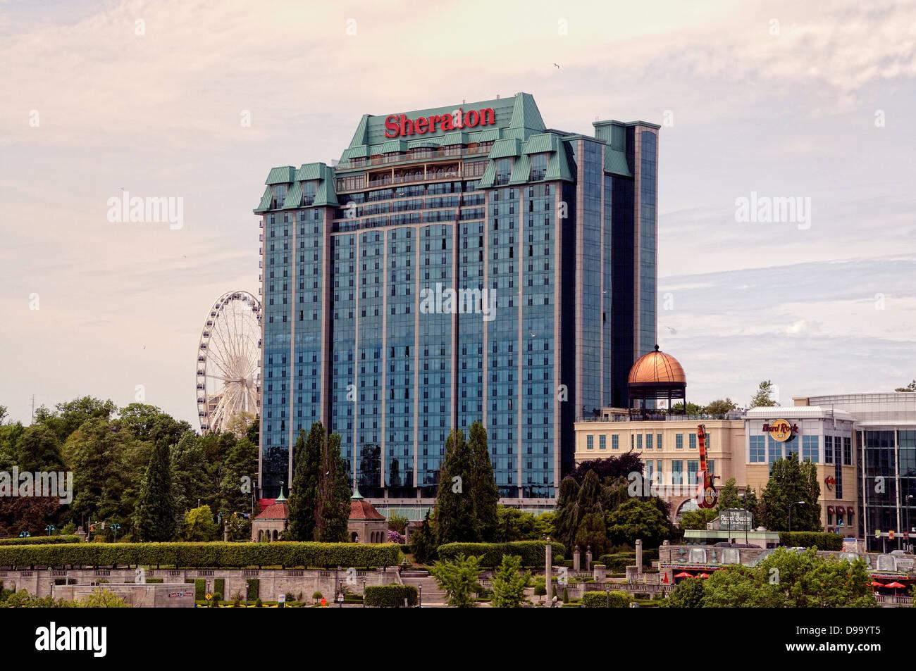 Sheraton Hotel Niagara Falls Canada