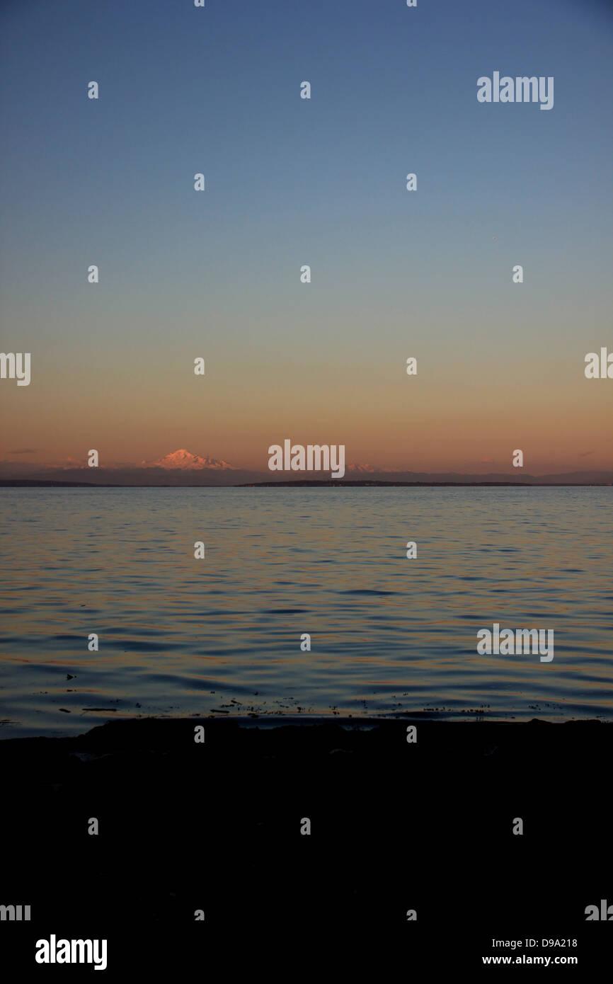 Perfect nights - Stock Image