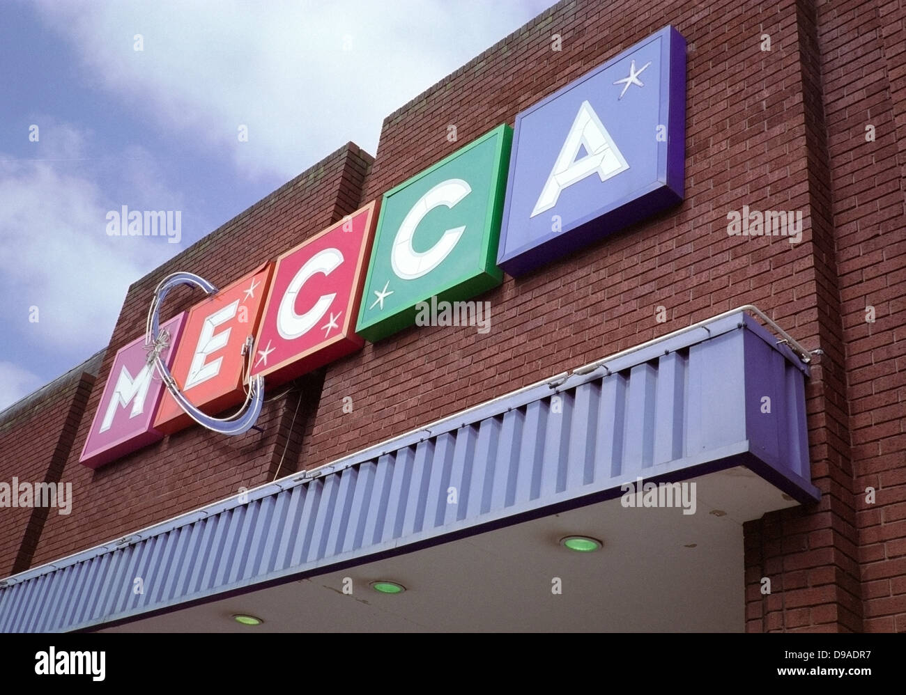 Mecca Bingo Southport Car Park