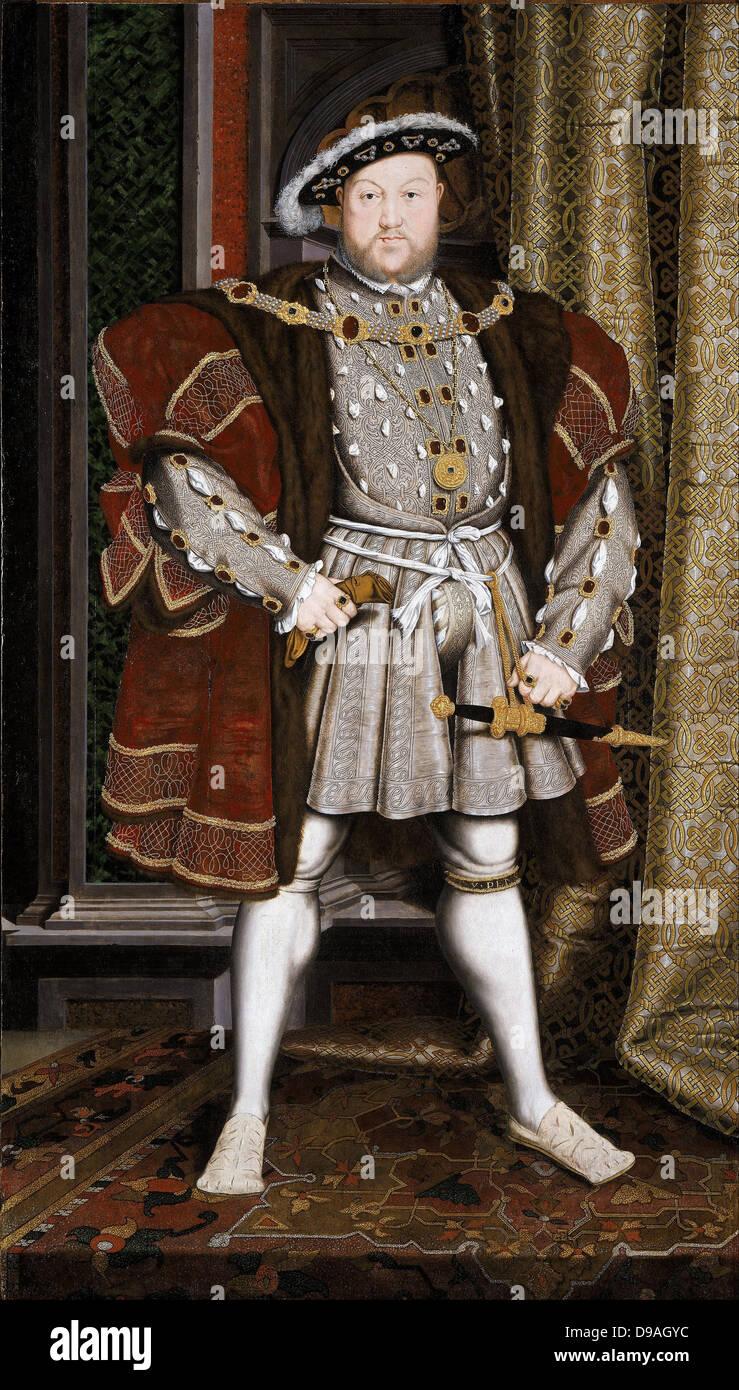 King Henry VIII - Stock Image