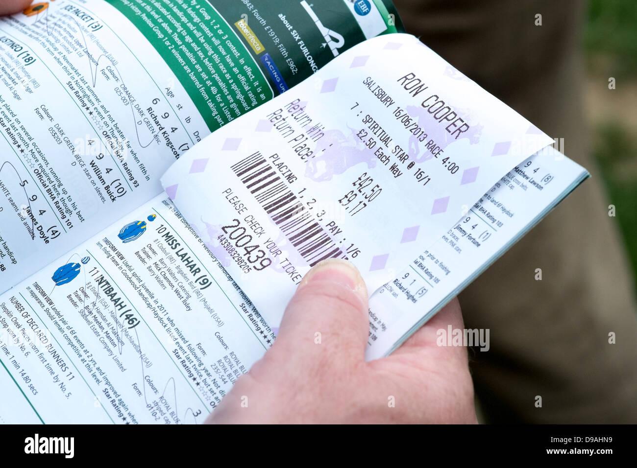Horse betting slips clemson wake forest betting predictions