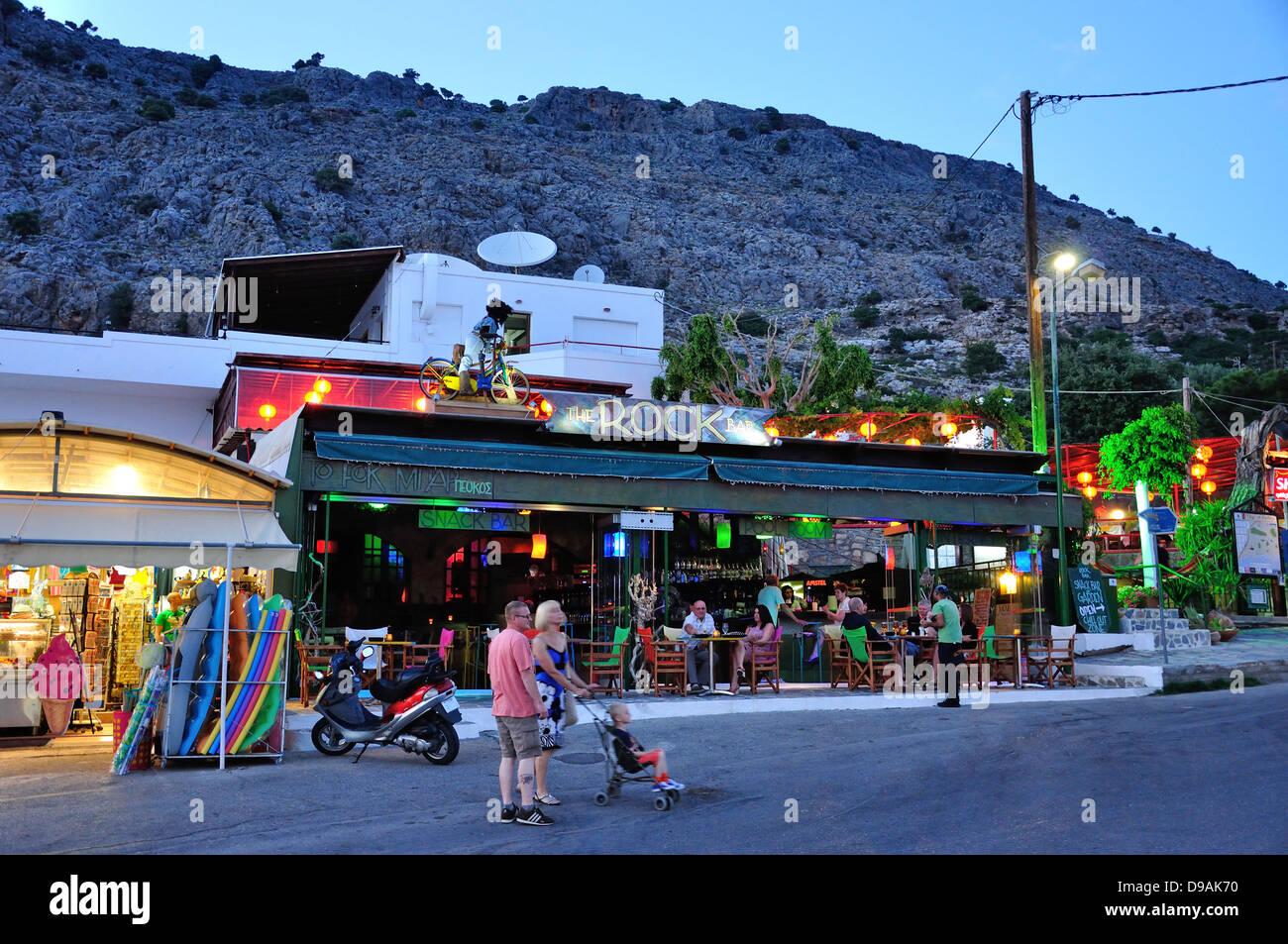 Rock Bar South Beach