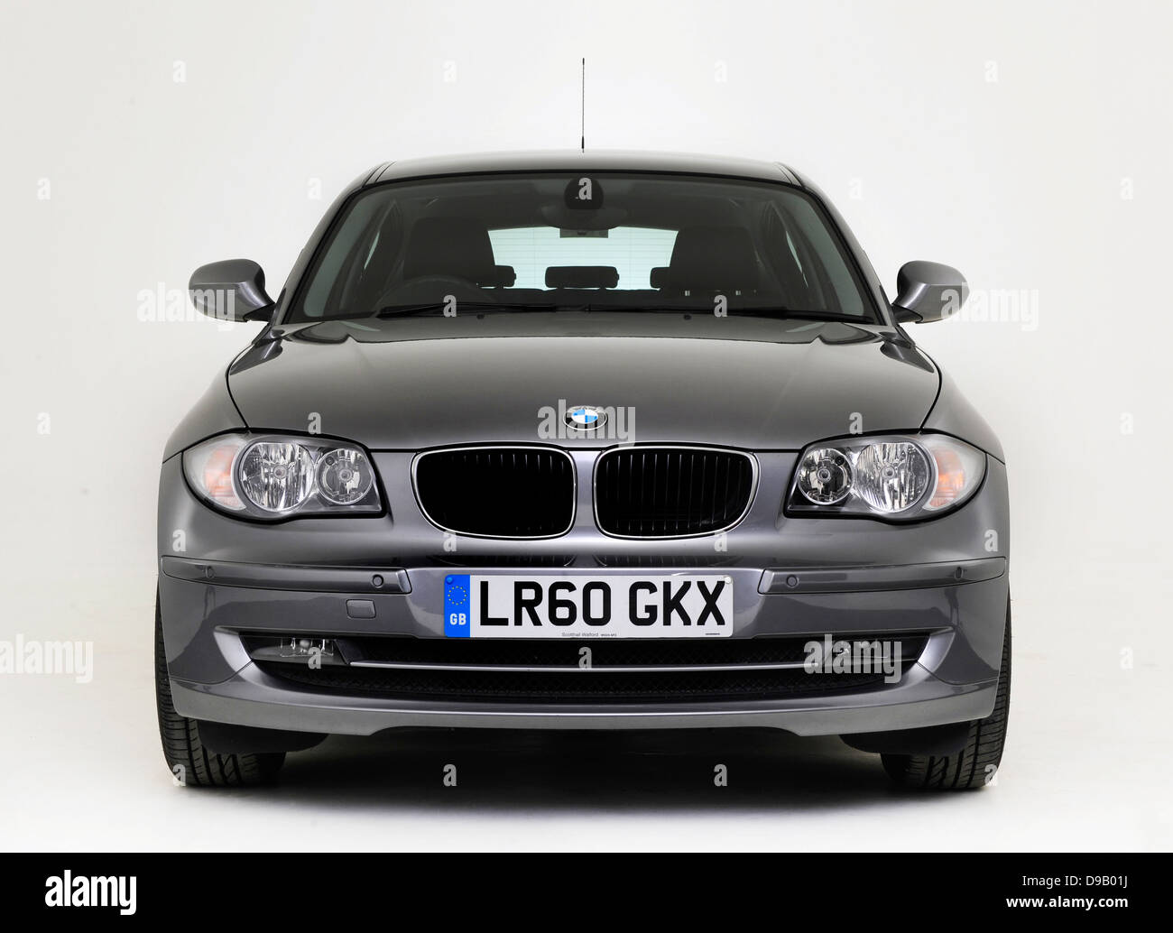 2011 BMW 118d - Stock Image