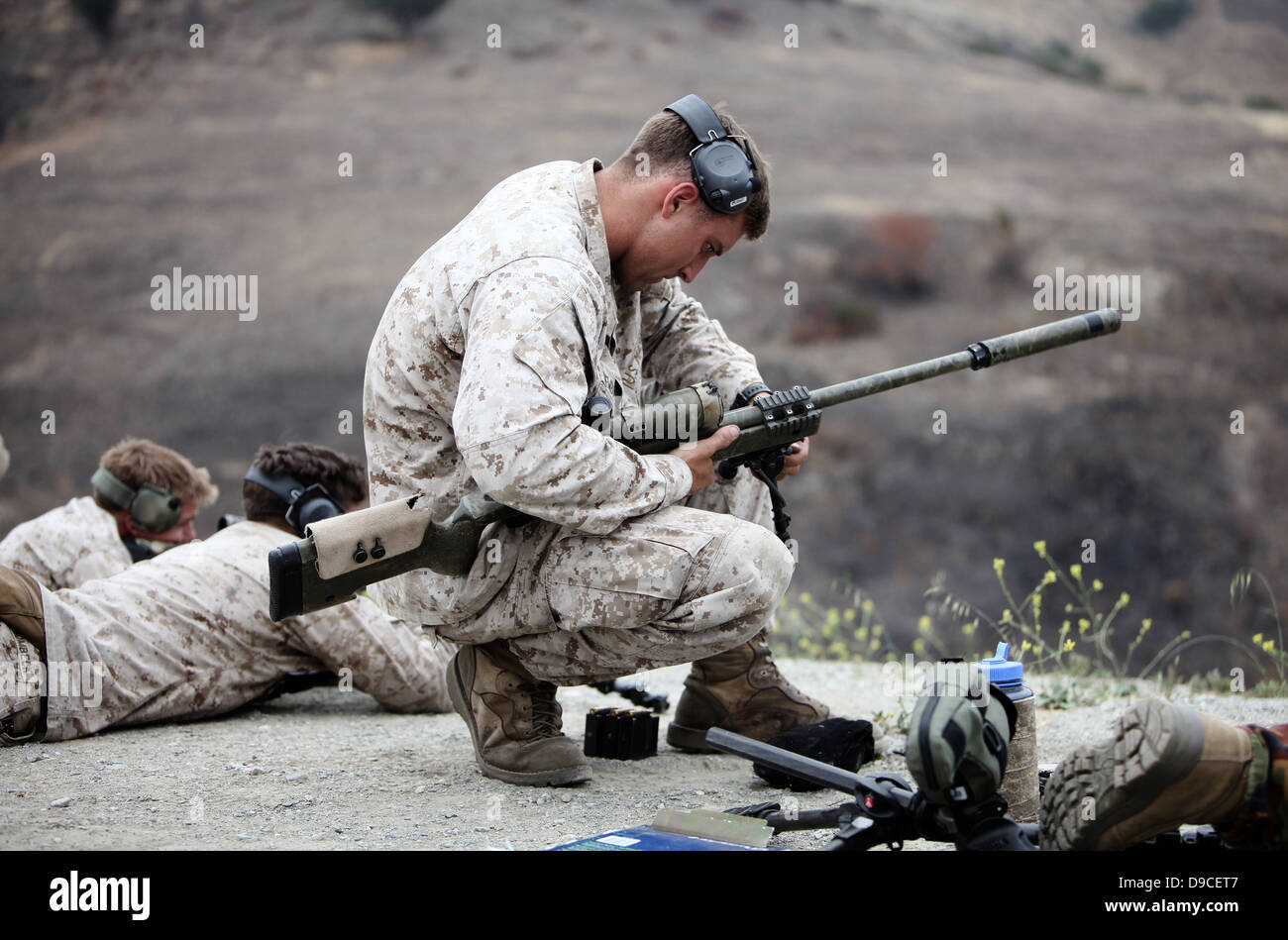 marine corps scout sniper