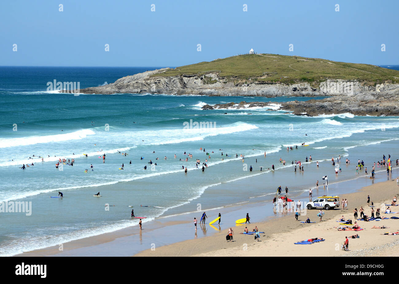 Newquay Apartments Fistral Beach