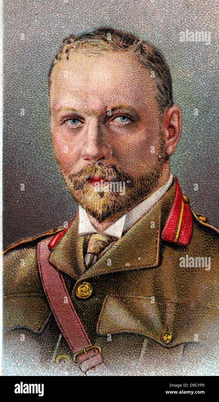 Jan Christian Smuts (1870-1950) South African and British Commonwealth statesman, soldier and philospher. During - Stock Image