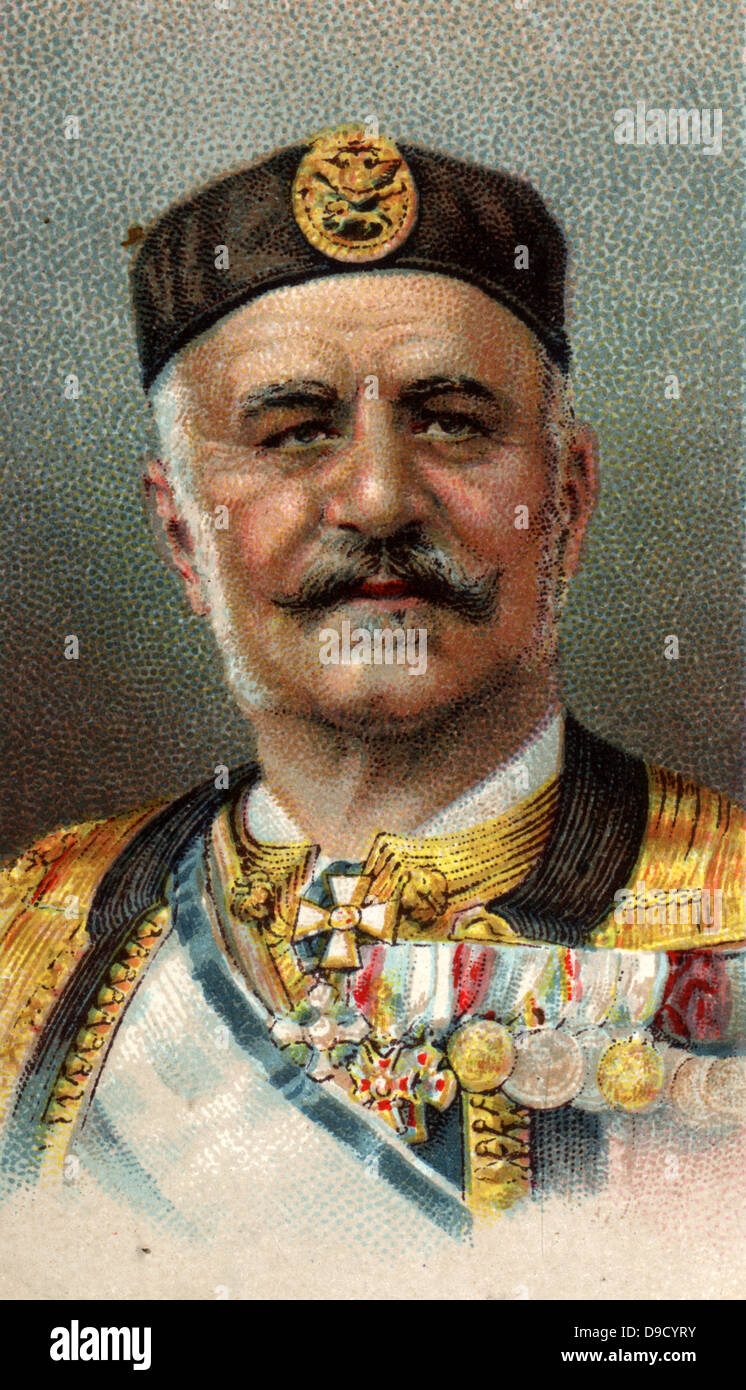 Nicholas I of Montenegro i petrovic