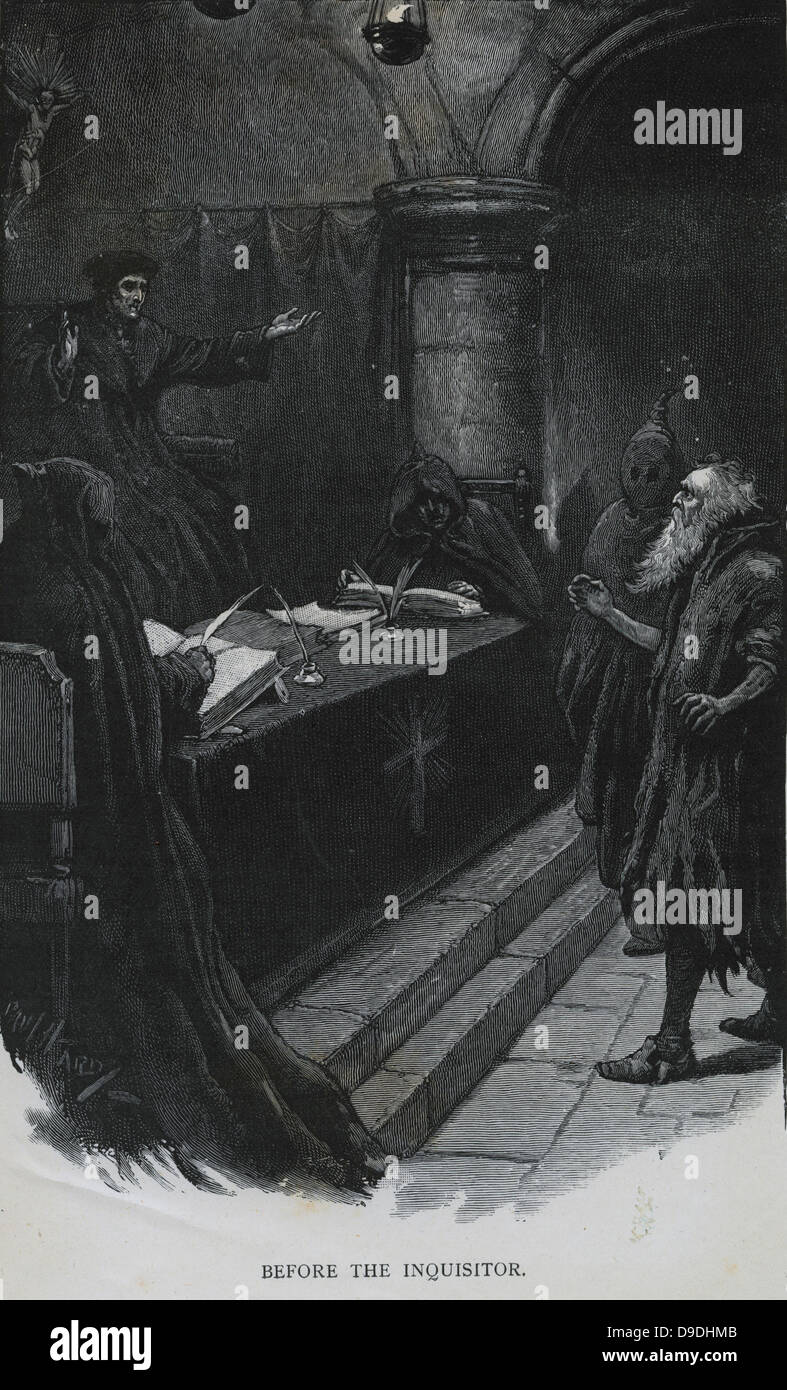 a history of the spanish inquisition in the late 15th century Spanish inquisition's wiki: the tribunal of the holy office of the inquisition (spanish there was never a tribunal of the papal inquisition in castile members of the episcopate were antisemitic attitudes increased all over europe during the late 13th century and throughout the 14th century.