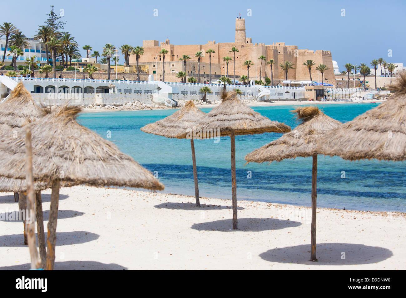 Sousse Ribat, Sousse, Tunisia Stock Photo