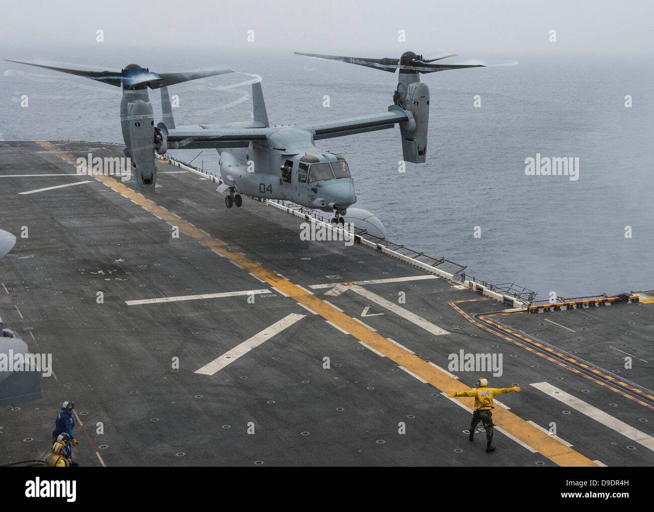 Osp Stock Photos Images Alamy V 22 Osprey Engine Diagram East China Sea June 14 2013 The First Mv To