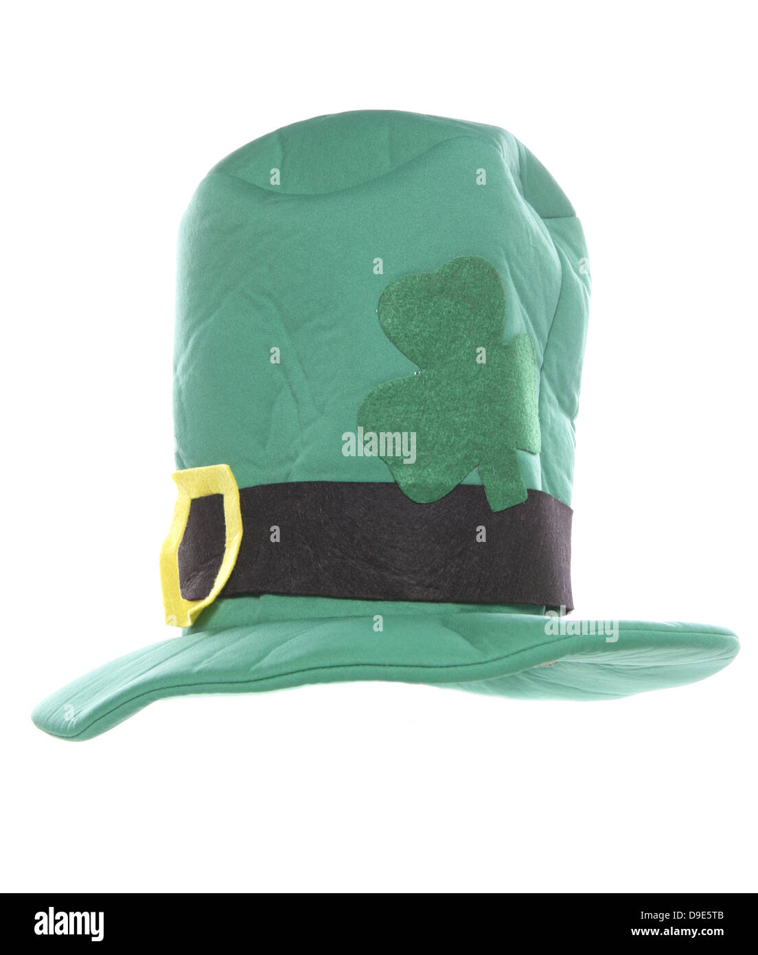 st patricks day hat - Stock Image