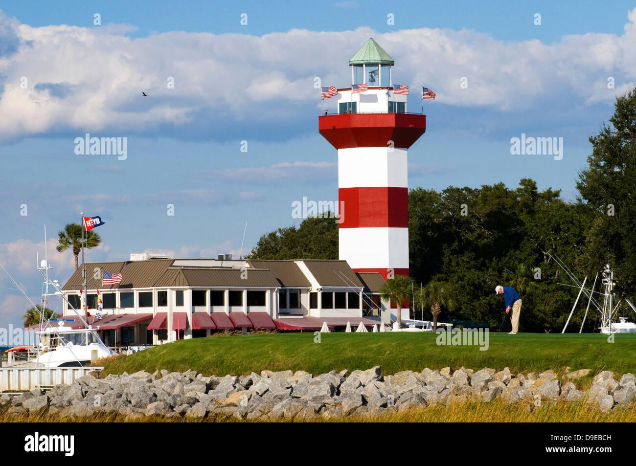 Harbour Town Golf Links Hilton Head Island Sc