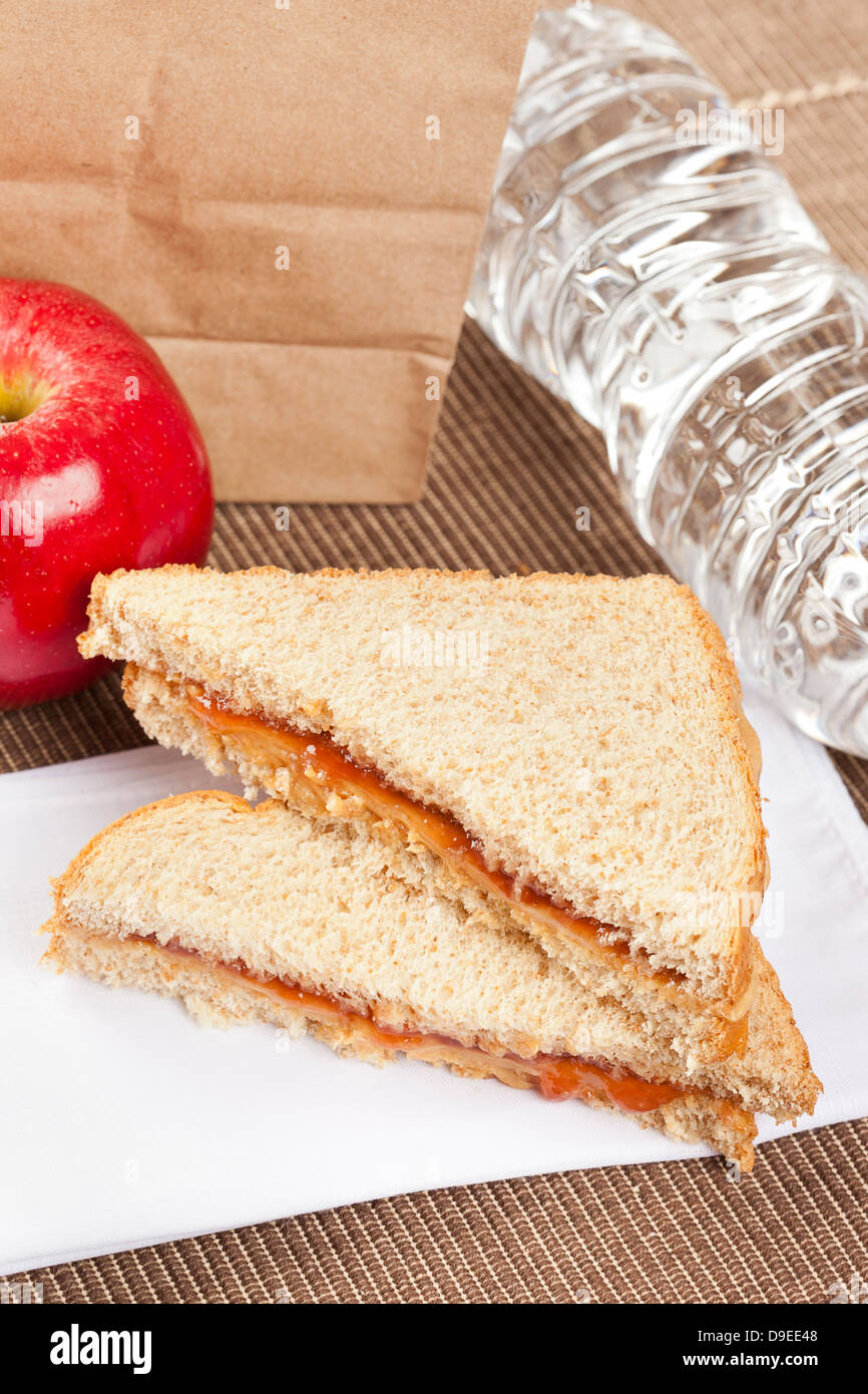 Peanut Butter And Jelly Sack Lunch With Water And Apple Stock Photo Alamy Get a water sandwich mug for your facebook friend bob. https www alamy com stock photo peanut butter and jelly sack lunch with water and apple 57481432 html