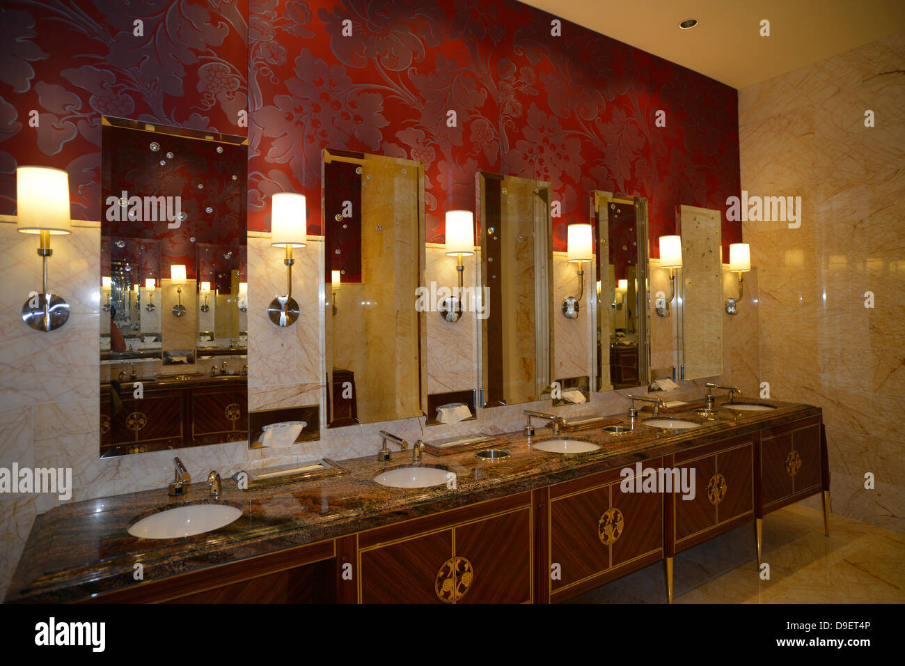 Hotel Wash Toilet High Resolution Stock Photography And Images Alamy