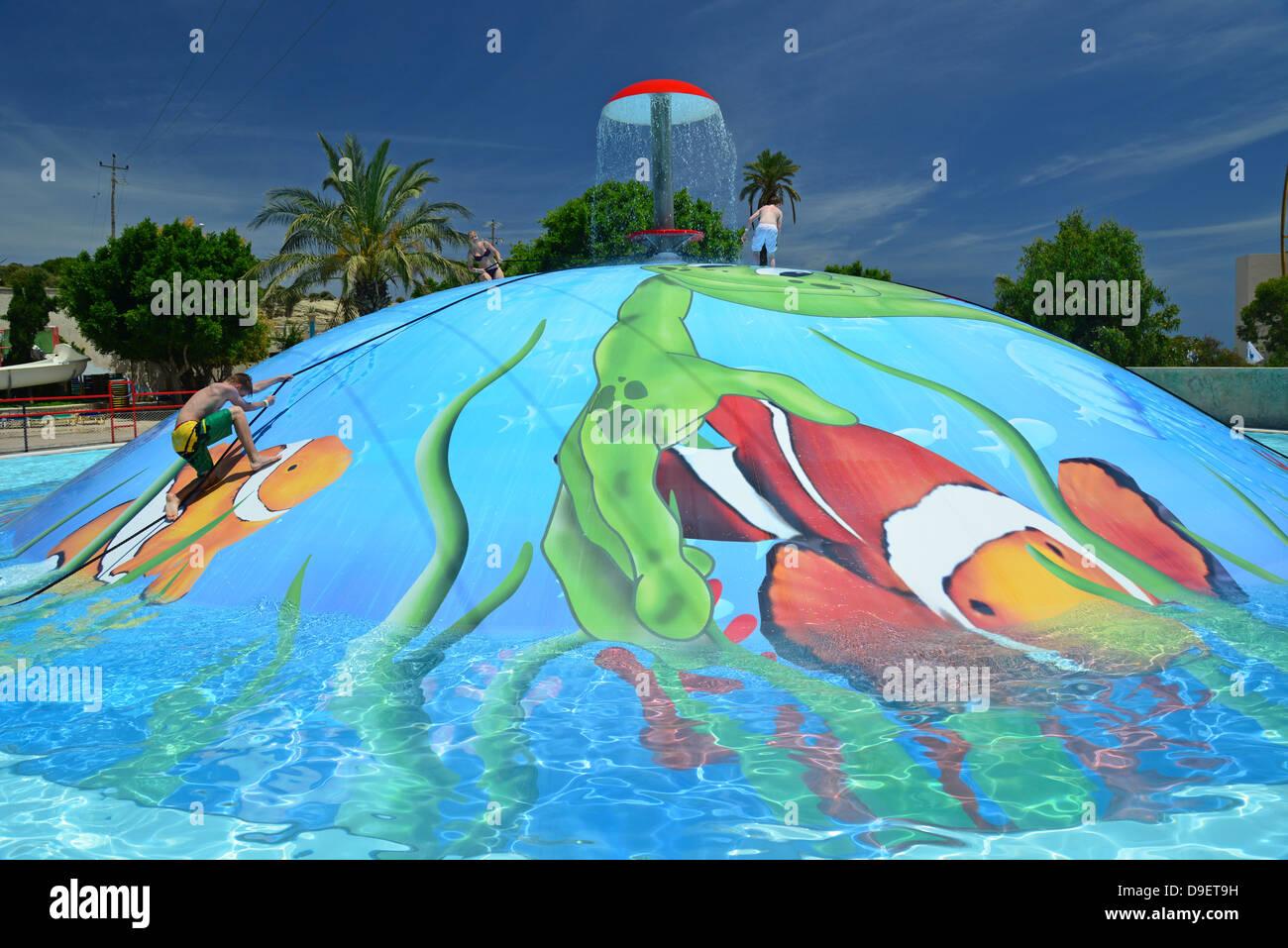 Rhodos Karte Faliraki.Slide Dome At Kid S Area At Faliraki Water Park Faliraki Rhodes