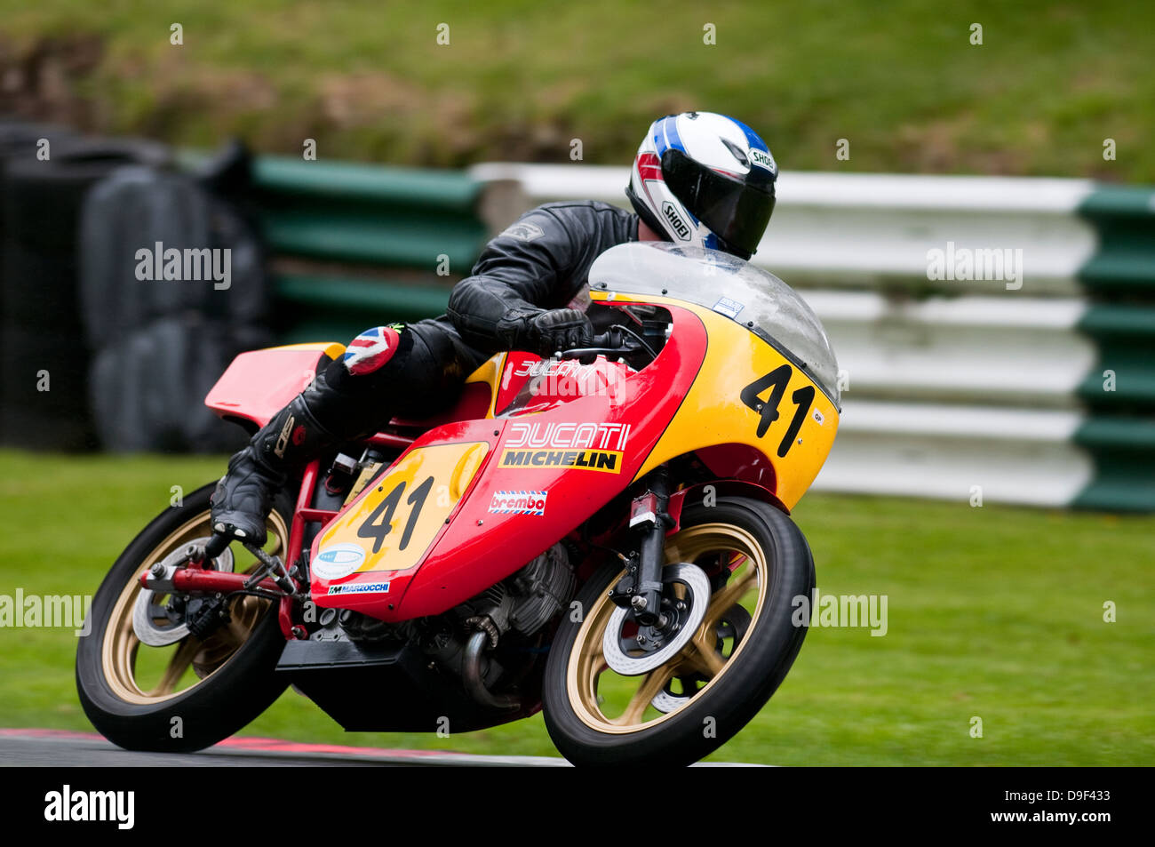 Classic Ducati Motorcycle High Resolution Stock Photography And Images Alamy