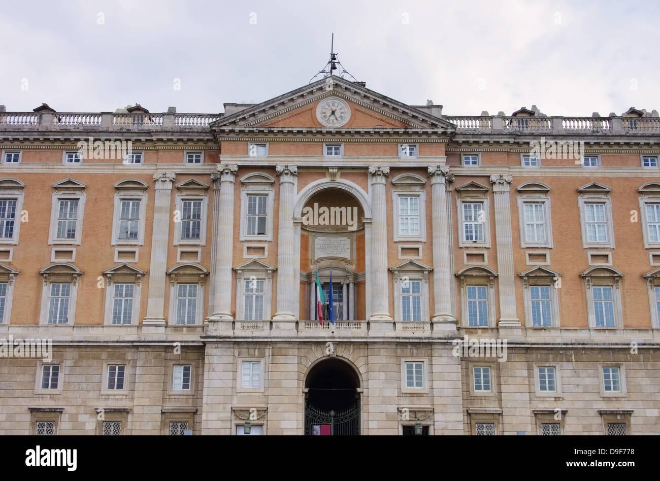 Caserta Palast - Caserta palace 02 - Stock Image